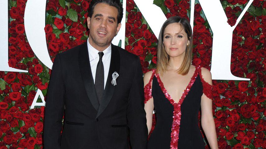 Rose Byrne und ihr Mann Bobby Cannavale bei den Tony Awards 2016 in New York