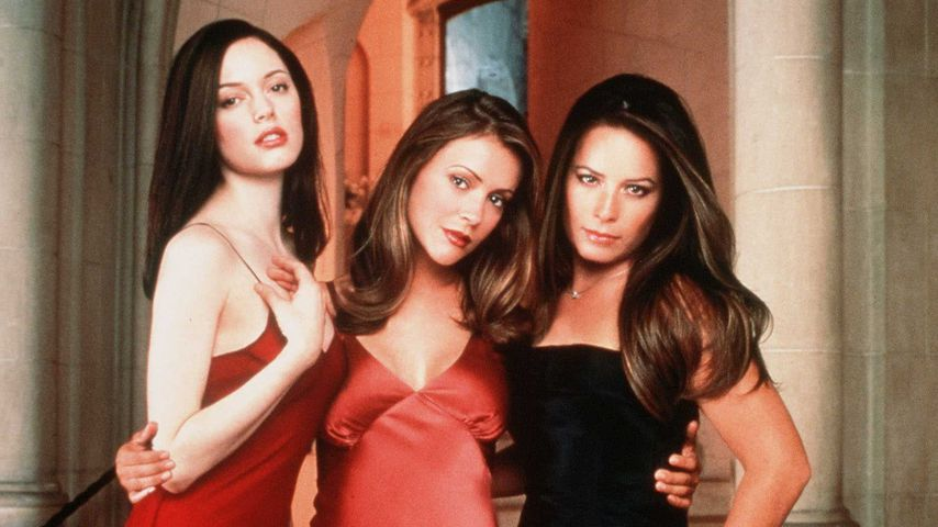 Rose McGowan, Alyssa Milano und Holly Marie Combs