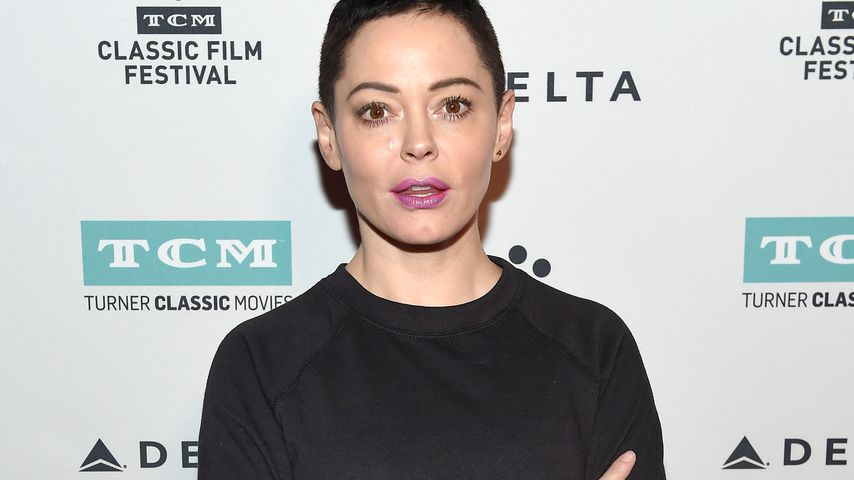 "Rose McGowan bei einer ""Lady in the Dark""-Filnmvorführung in L.A. im April 2017"