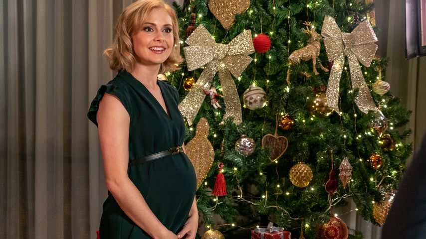 "Rose McIver in ""A Christmas Prince: The Royal Baby"""
