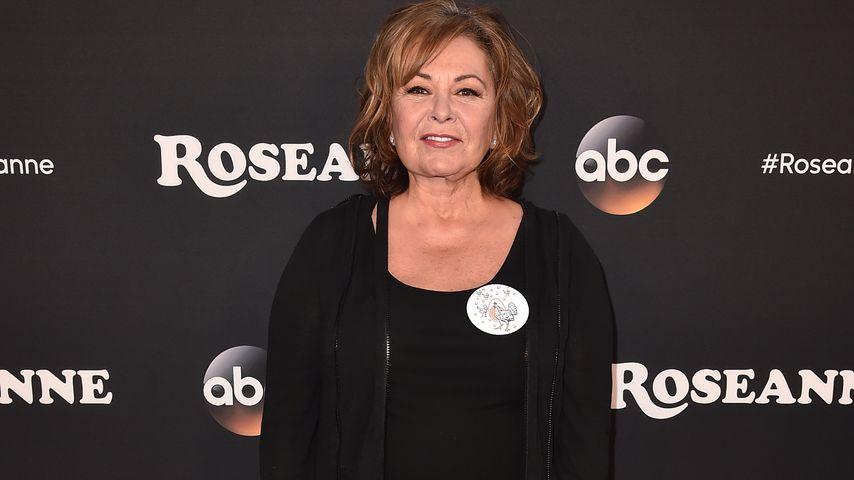 """Roseanne Barr bei der Premiere des """"Roseanne""""-Revivals"""