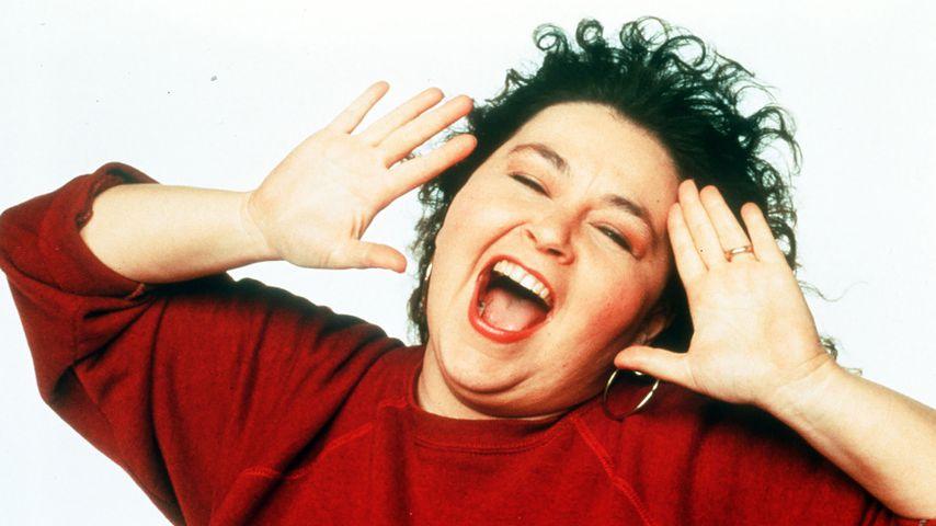 """Schauspielerin Roseanne Barr in der TV-Show """"Roseanne"""""""