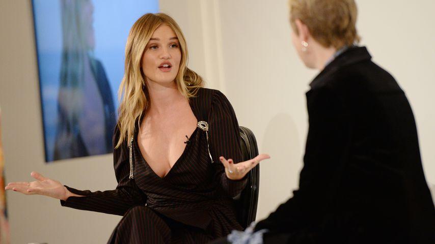Rosie Huntington-Whiteley bei einem Event in London