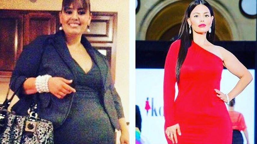 Plussize-Beauty: Hassmails, weil sie fast 100 Kilo abnahm!