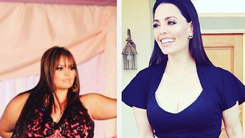 Rosie Mercado halbiert Körpergewicht & teilt jetzt ihre Hose