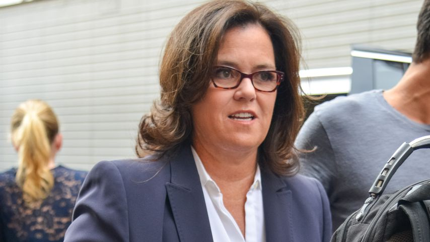 Rosie O'Donnell in New York