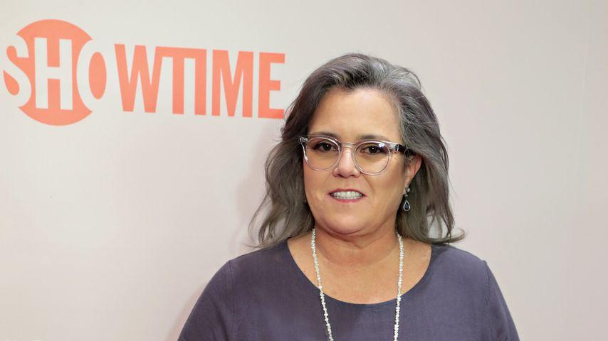 Schock für Rosie O'Donnell: Tochter für 1 Woche verschwunden