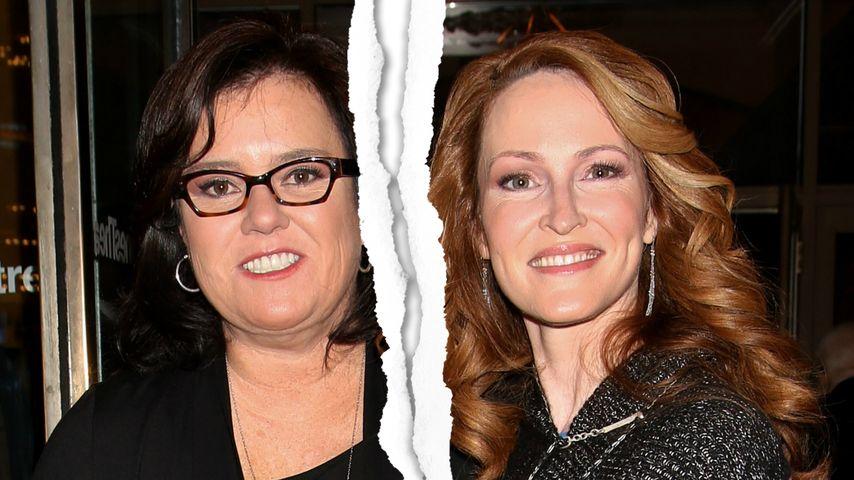 Zweite Ehe am Ende: Trennung bei Rosie O'Donnell!