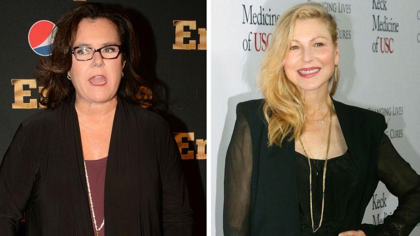 Rosie O'Donnell & Tatum O'Neal: Sind sie ein Paar?