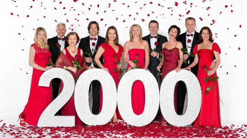 "2000. Folge! Drama oder Happy End bei ""Rote Rosen""?"