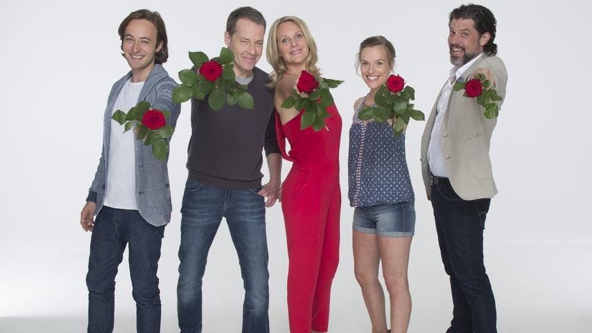 """Das sind die anderen Neuen bei """"Rote Rosen""""!"""