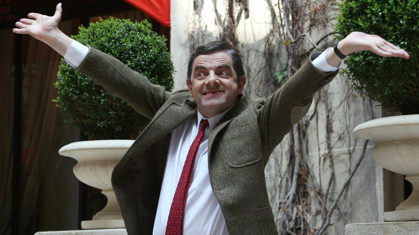 Liebes-Aus bei Mr. Bean! Rowan Atkinson getrennt
