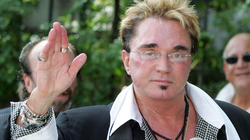 Star-Magier Roy Horn, 2006