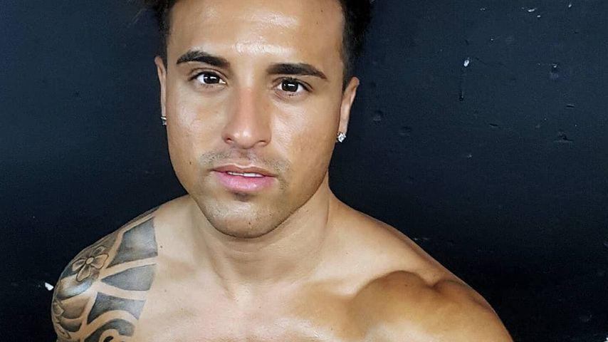 Ruben Rodriguez, Tänzer aus Spanien