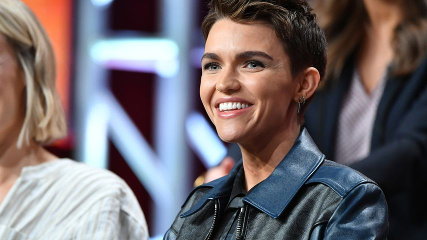 "Ruby Rose, ""Batwoman""-Star"