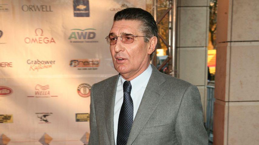 Rudi Assauer, früherer Schalke-Manager, 2007