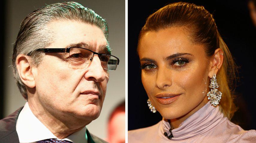 Sophia Thomalla bedauert Tod von Ziehvater Rudi Assauer sehr