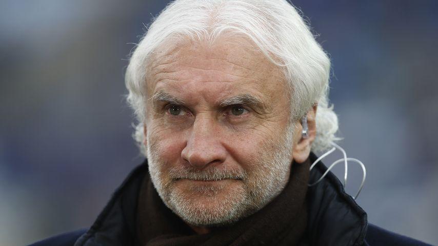 Schwerer Verlust: Rudi Völler trauert um seinen Vater (✝91)