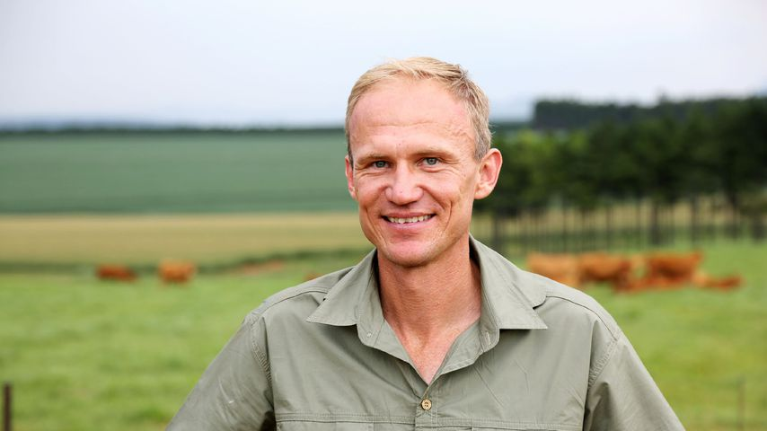 Bauer Rüdiger aus Südafrika