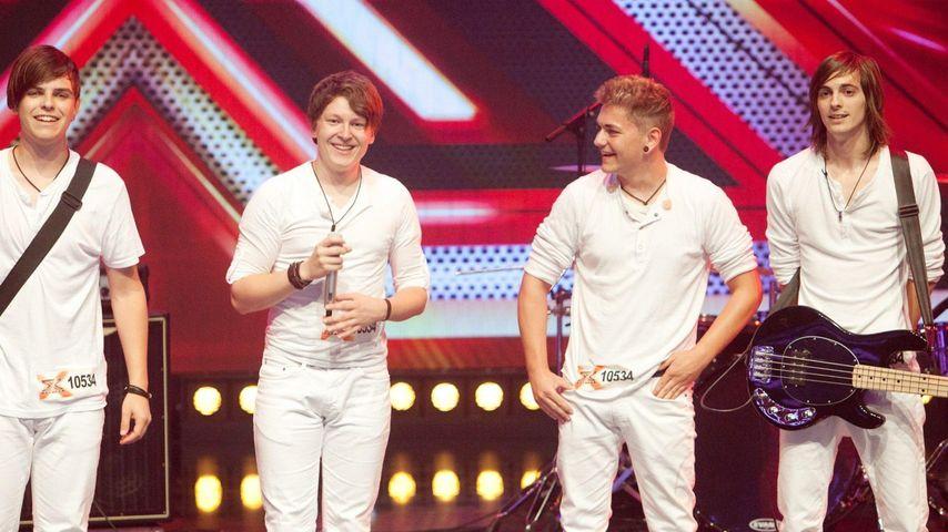 """X Factor-""""Rune"""" erschreckten H.P. Baxxter zu Tode!"""