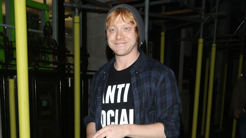 "Vom Kino ins TV: ""Harry Potter""-Rupert Grint als Serien-Star"