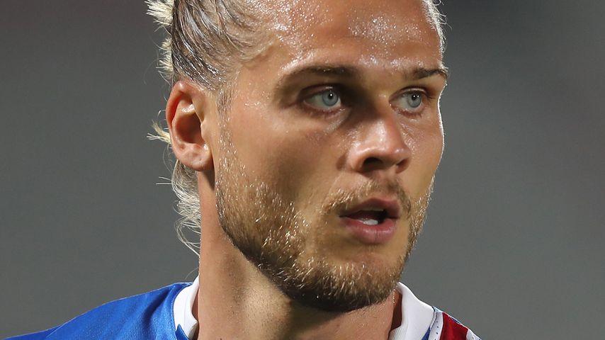 """Fußball-Hottie Rúrik Gíslason hat """"Angst"""" vor """"Let's Dance"""""""