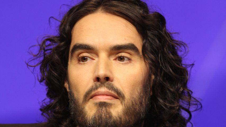 Horror-Crash seiner Mutter: Russell Brand bricht Tour ab!