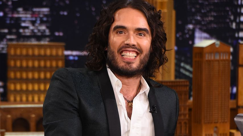 """Russell Brand bei """"The Tonight Show Starring Jimmy Fallon"""""""