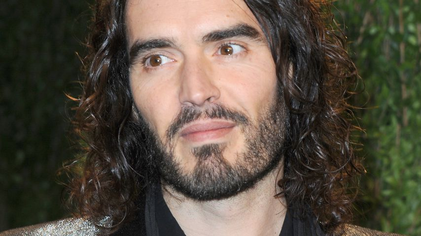 Russell Brand bei der Vanity Fair Oscar Party