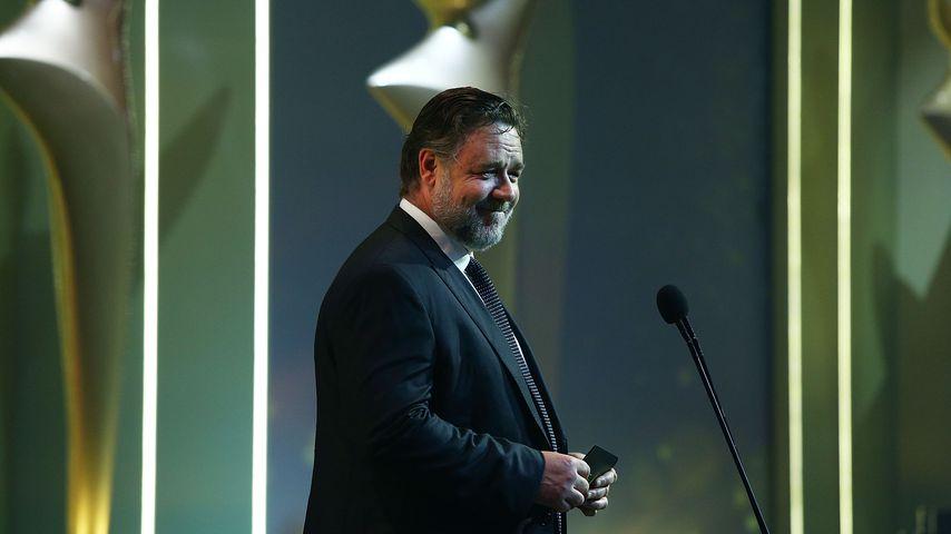 Russell Crowe bei den AACTA Awards, 2017