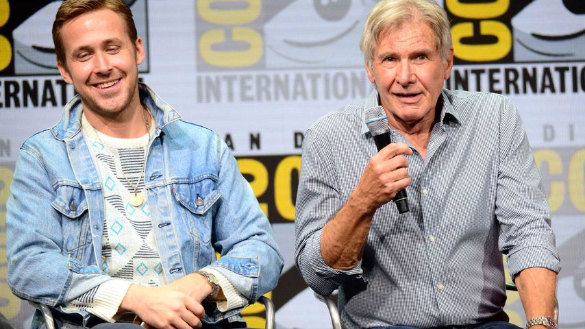 Harrison Ford kennt immer noch nicht Ryan Goslings Namen!