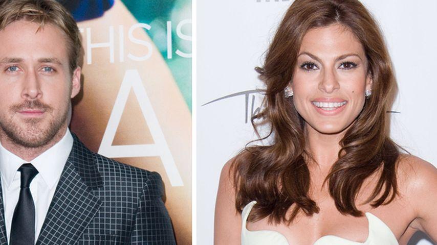Eva Mendes & Ryan Gosling sind ein Paar!