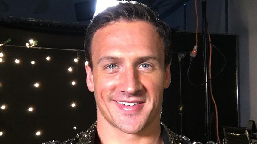 "Ryan Lochte bei ""Dancing With the Stars"""