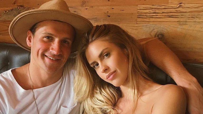 Olympia-Hottie Ryan Lochte: Support von Playmate-Freundin