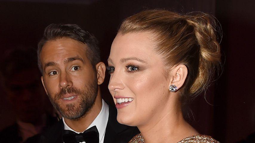 Blake Lively & Ryan Reynolds: Partnertausch nach Doppeldate!
