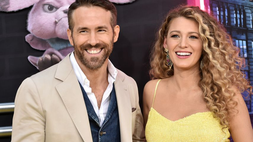 Ryan Reynolds und Blake Lively in New York, 2019