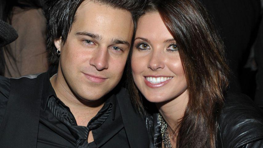 Ryan Cabrera und Audrina Patridge im Februar 2010