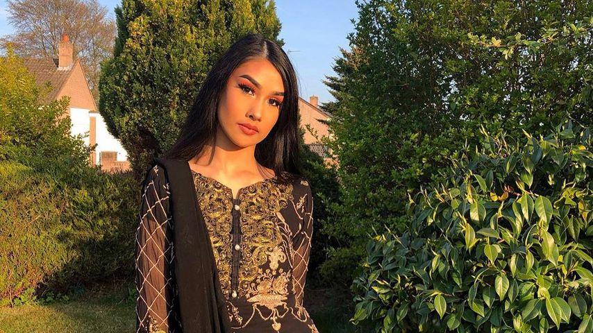 Saarah Ahmed, Model
