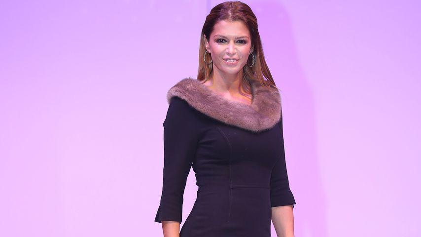 Super schlank im 4. Monat: Sabia Boulahrouz gibt Model-Debüt