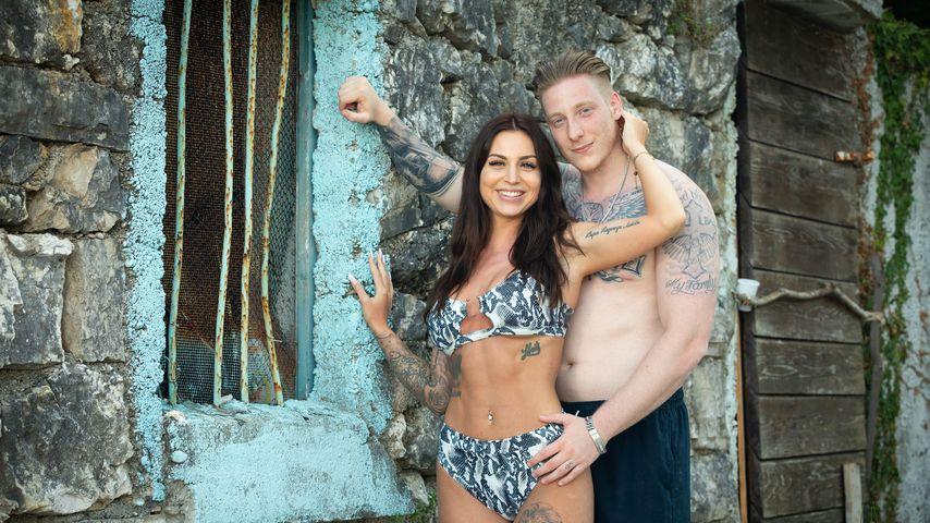 """Sabine und Mike, """"Temptation Island""""-Kandidaten 2021"""