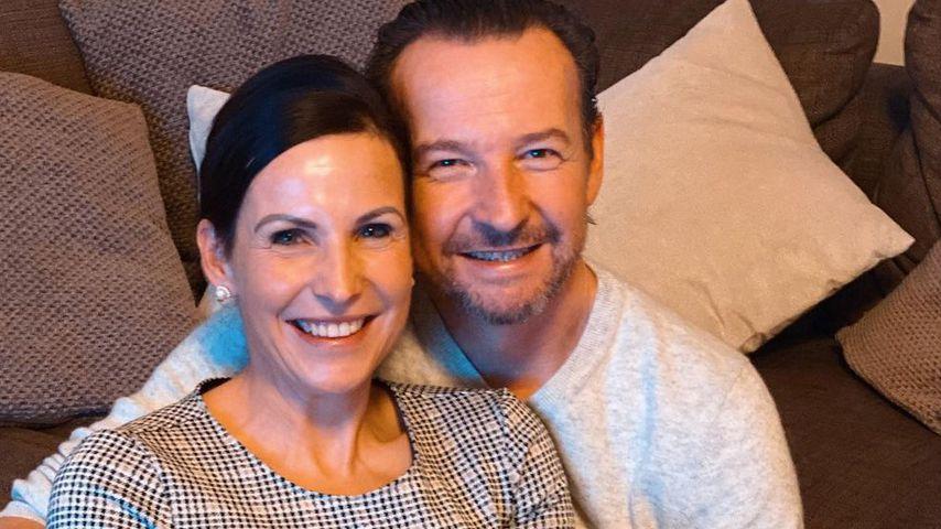 Mit Mann und Baby: Sabrina Mockenhaupt teilt Geburtstagsfoto