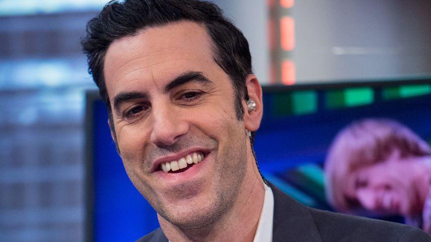 """Sacha Baron Cohen in der TV-Show """"El Hormiguero"""""""