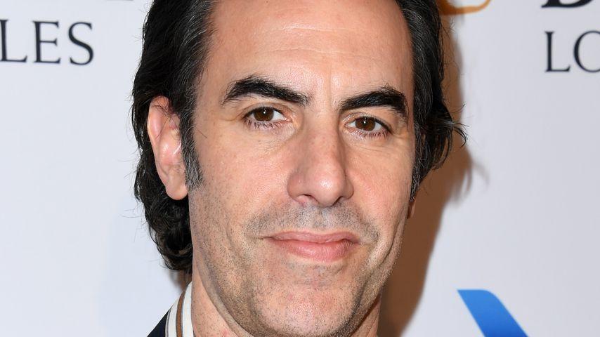 Sacha Baron Cohen, Schauspieler und Komiker