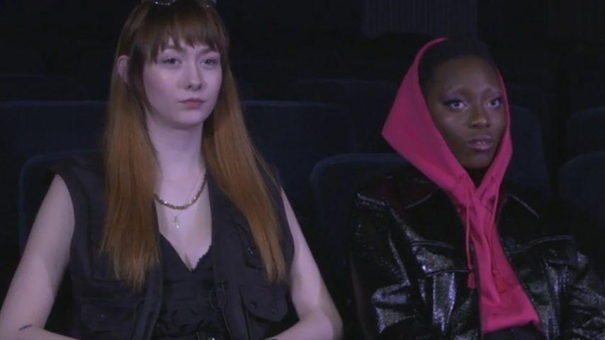 Sally und Toni, Ex-GNTM-Kandidatinnen