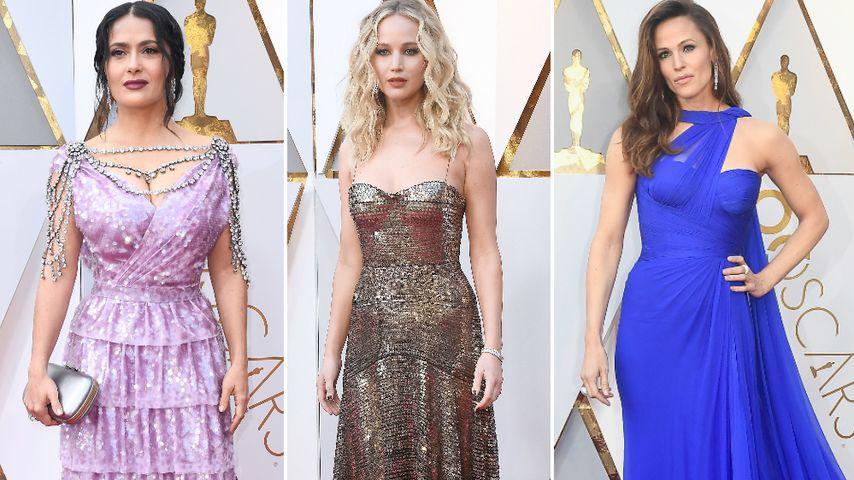 Top oder Flop? Das waren die krassesten Oscar-Looks