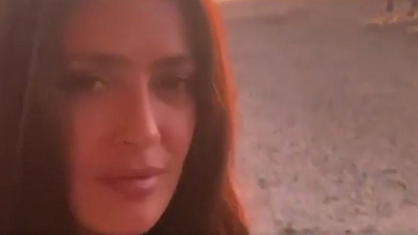 Salma Hayek, November 2019