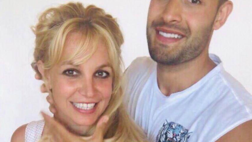 Britney Spears teilt verstörendes Geburtstagsfoto mit Sam