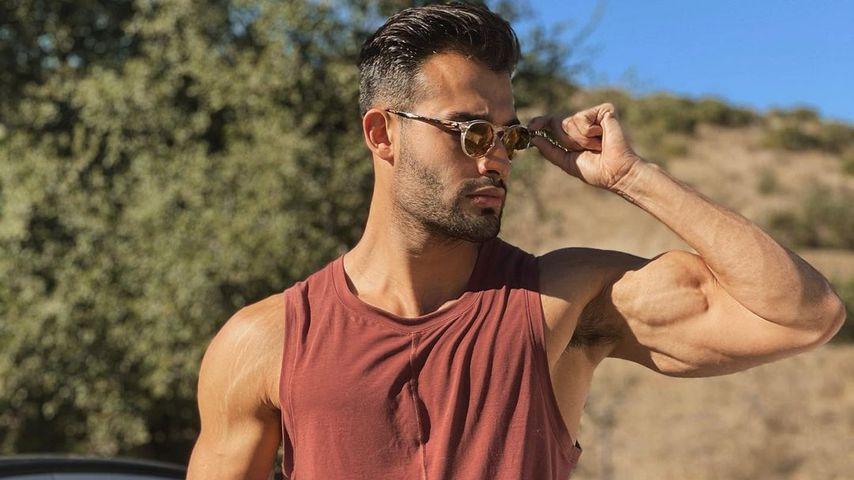 Sam Asghari, Model