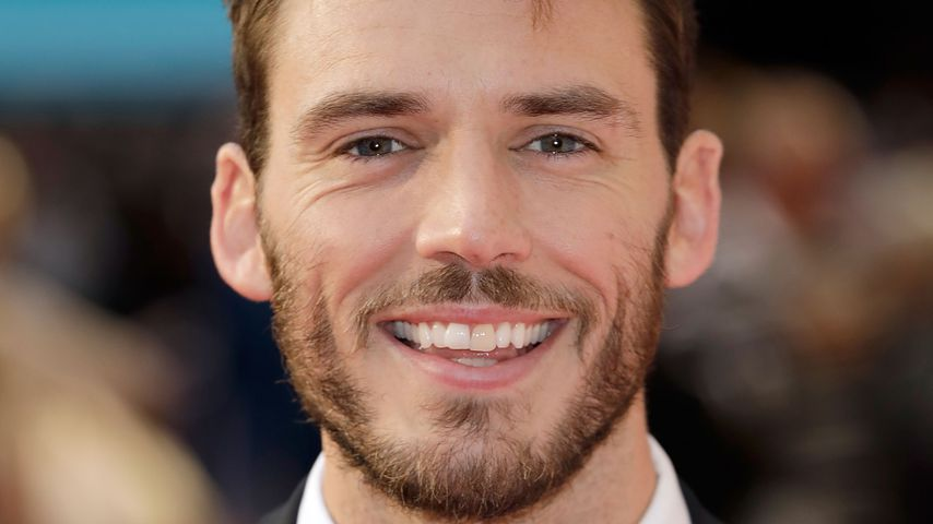 "Sam Claflin bei der Premiere von ""Journey's End"" in London"