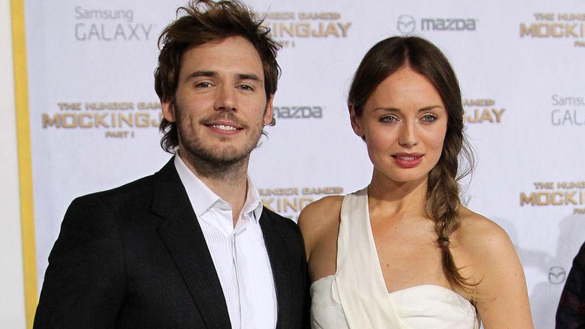 """""""Hunger Games""""-Star Sam Claflin ist heimlich Vater geworden"""